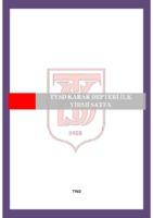 TYSD İlk Karar Defteri İlk 20 Sayfa Osmanlıca Çeviri.pdf